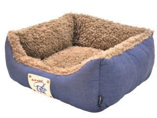 Chihuahua hondenmand kopen Super zachte pluche & jeans Omkeerbaar 100% polyester